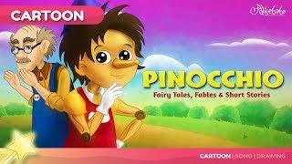 getlinkyoutube.com-Pinocchio Kids Story | Fairy Tales Bedtime Stories for Kids