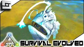 getlinkyoutube.com-ARK: Survival Evolved - KAIRUKU PENGUIN AND ANGLER FISH TAMING! S2E69 ( Gameplay )