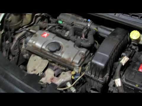 Ситроен С3 троит двигатель