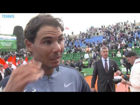 Nadal Talks About Ninth Title Monte Carlo 2016