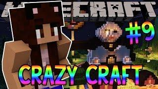 getlinkyoutube.com-Minecraft: YouTuber Survival #9 - PRANKS! (Minecraft Crazy Craft 3.0 SMP)
