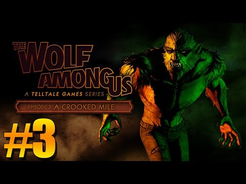The Wolf Among Us Episode 3 - Troll Sex Scandals