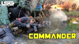 Commander Under Fire Anzio Camp - Airsoft