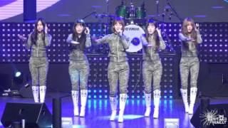 20151114 크레용팝(CRAYON POP) Saturday Night @티브로드 힐링콘서트 직캠 by 험하게컸다