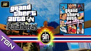 "getlinkyoutube.com-~""•SIN•""~ GTA SA สอนลง Mod MAP GTA Vice City ᴴᴰ"