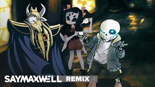 getlinkyoutube.com-SayMaxWell - Undertale - Mashup Remix