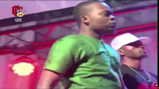 Video Olamide & Don Jazzy's Drama At The Headies 2015