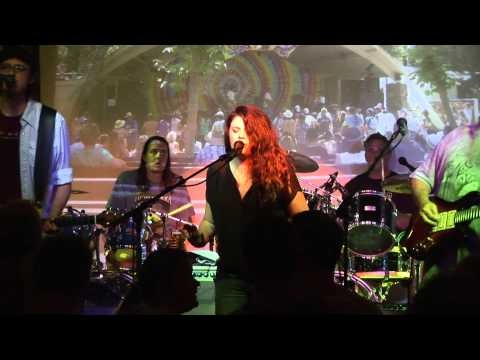 Tumbling Dice/Cece Sherman with Cubensis 6-27-2014 Golden Sails