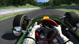 getlinkyoutube.com-Assetto Corsa - Oculus Rift! Lotus 49 @ Nurburgring
