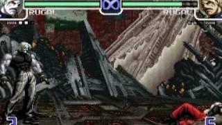 getlinkyoutube.com-Kof 2002 Rugal vs Rugal (sin cubrirse)