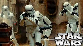 """getlinkyoutube.com-Rogue One Clip #1 """"Stormtroopers Attack"""" Analysis/Review"""
