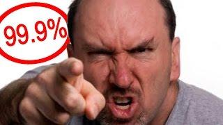getlinkyoutube.com-99.9% VAN DE MENSEN WORDT HIER AGRESSIEF VAN!