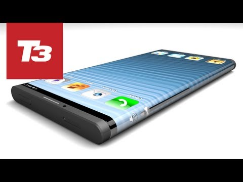 iPhone 6 Concept Exclusive: 3D render video