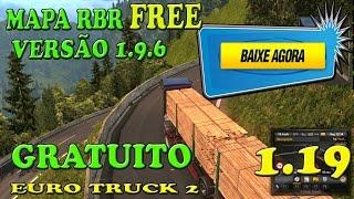 getlinkyoutube.com-ETS 2- MAPA RBR BRASIL1.19  GRATUITO V.1.9.6 NÃO PRECISA PAGAR