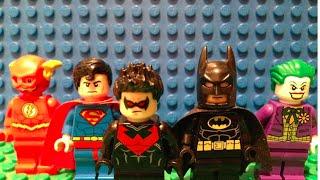 getlinkyoutube.com-LEGO Robin 5: Nightwing Rises