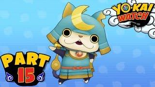 getlinkyoutube.com-Yo-Kai Watch - Part 15 - Legendary  Shogunyan!
