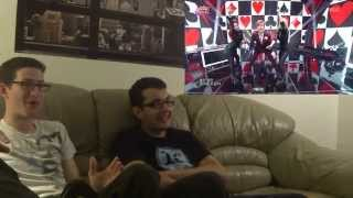 getlinkyoutube.com-TVXQ! - Spellbound Live Reaction, Non-Kpop Fan Reaction [HD]