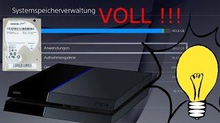 getlinkyoutube.com-PS4 Festplatte wechseln TUTORIAL