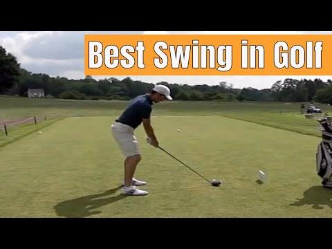 The Best Swing in Golf - Charl Schwartzel (slo-mo)