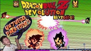 getlinkyoutube.com-Dragon Ball Devolution (Navegador) - Un Juego Para Todos