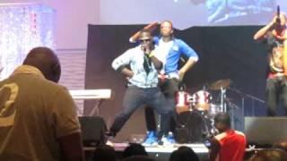 TIMAYA PERFORMING LIVE @ D CRACK YA RIBS EKO HOTEL,LAGOS NIGERIA (DEC 2010)