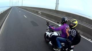 getlinkyoutube.com-JAMUNA BRIDGE 15-AUG-2016