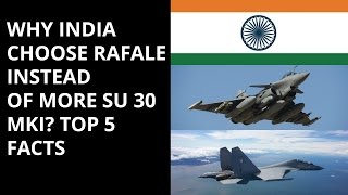 getlinkyoutube.com-WHY INDIA CHOOSE RAFALE INSTEAD  OF MORE SU 30 MKI? TOP 5 FACTS