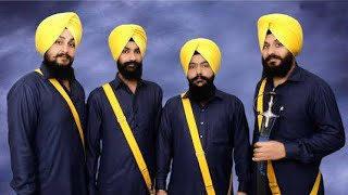 Dhadi Bhai Parminder Singh Paras On Maharaja Ranjit Singh Salanna Samagam 2016