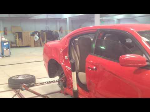 Repair Accident Car Part 2