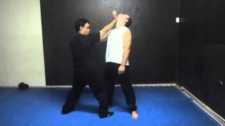 Krav maga - Técnicas de escape Faixa Branca - Goiânia - Golpes pré torção