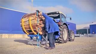 getlinkyoutube.com-Wood Splitter - 100 Ways to Split Firewood. Best Cleaver, Saw and Log Splitter Compilation