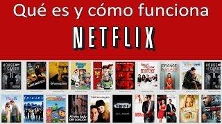 getlinkyoutube.com-Qué es Netflix, Cómo funciona y Consejos - Ver Películas Online