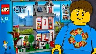 getlinkyoutube.com-Lego City House Review