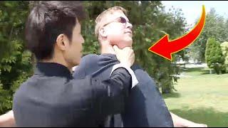 getlinkyoutube.com-MOST DANGEROUS Wing Chun & Kung Fu Techniques: Pressure Points
