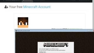 getlinkyoutube.com-Minecraft Premium account for free 100% working!