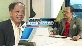 [RadyoBisyon] Guest: BGen. Resty Aguilar (Ret.) (Episode 112) - [03|23|15]