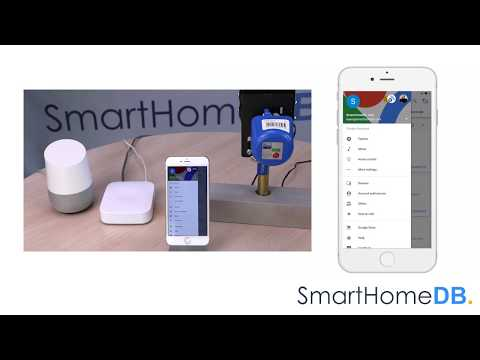 HOW-TO: Pair and Connect your Google Home with an EcoNet Valve Controller via a Samsung SmartThings Hub
