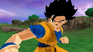 getlinkyoutube.com-DBZ BT3 : Mini historia el guerrero legendario ssj3 ( Mod Goku Místico o definitivo)