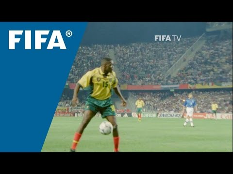 Joseph Ndo talks openly about the death of Marc-Vivien Foe