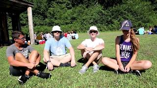 Tullahoma High School Marching Band Camp 2017