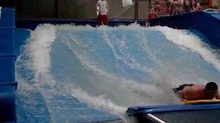 getlinkyoutube.com-Rusty loses pants on surfing ride.