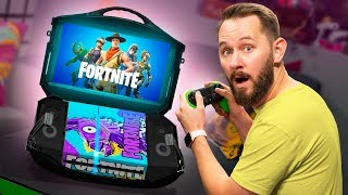 10 Gaming Gadgets That Will Let You Play Fortnite Anywhere