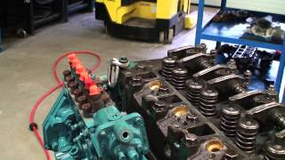 Injector Sleeve Installation and Removal