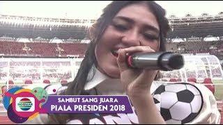 Via Vallen   Sayang | Piala Presiden 2018