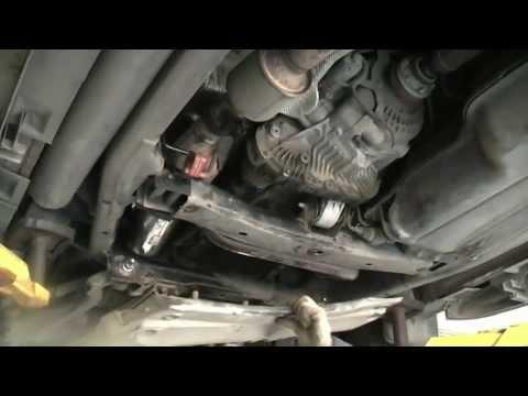 Замена сажевого фильтра Range Rover Sport.Замена  сажевого фильтра в СПБ .