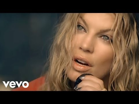 Fergie - Big Girls Don't Cry personal