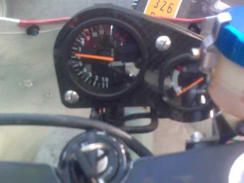 My suzuki RGV 250 SP sound