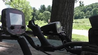 getlinkyoutube.com-4 way Mid priced Metal Detector Shootout