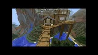 getlinkyoutube.com-top 2 best minecraft houses