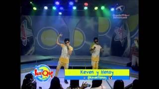 getlinkyoutube.com-Keven y Hensy - Bailamos Reggaeton (Live)